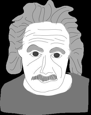 Man muss kein Einstein sein, um die Idee hinter WDF*IDF zu verstehen.